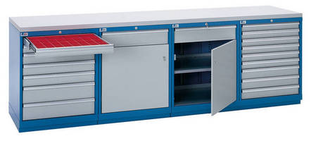 Modular Issue Counter accelerates parts ordering, retrieval.