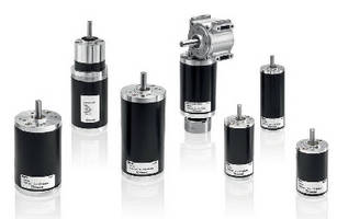 DC Brush Motors provide noiseless operation.