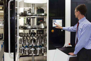 Manufacturing Cycles Shortened by 5-Axis Machining and Automation