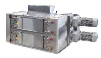 Grinding Unit targets dried fruit applications.