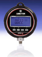 Pressure Indicator includes data logger functionality.