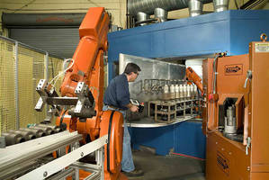 St. Louis Metallizing to Feature Robotic Thermal Spraying and Laser Cladding Technology at FABTECH 2012