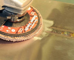 Ceramic Abrasives use split coat technology for grain retention.