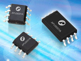 Linear Voltage Regulator is optimized for accuracy.