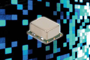 Low-Phase-Noise SMD OCXOs have -40 to +85°C temperature range.