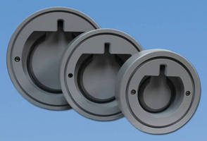 PVC Wafer Check Valve comes in 4, 6, and 8 in. sizes.