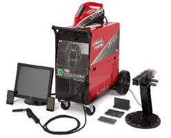 Mobile Virtual Reality System provides arc welding training.