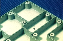EMI-Shielding Gasket holds up in severe environments.