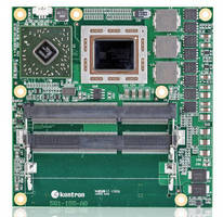 Compact COM meets needs of graphics-Intensive, SFF applications.