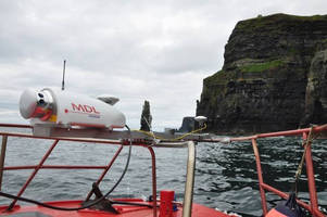 Laser Scanning the Cliffs of Moher