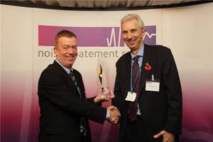 Noise Sentinel Wins a 'Noise Oscar'