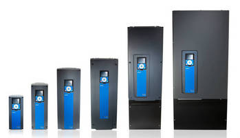 AC Drive is optimized for pump and fan applications.