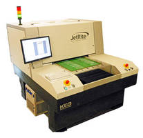 Precision, High-Speed Inkjet Printer offers UV curing.