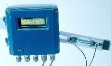 Flow Meter uses fully automatic transmission method.