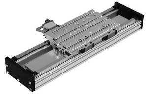 Linear Motion Module integrates ironless direct drive motor.