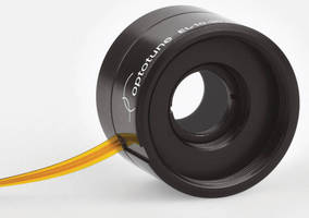 Tunable Optical Lenses have +80 to +200 mm focal range.