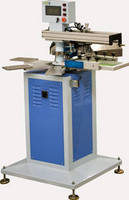 T-Shirt Screen Printing Machine performs up to 2,000 prints/hr.