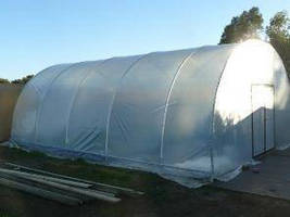 Wireless Temperature Monitoring in a Hoop Greenhouse