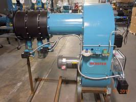 Webster Engineering Ships Alternative Fuel Burner