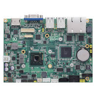 Axiomtek's Fanless Atom Cedarview 3.5-Inch Embedded Board Supports -20°C to +70°C - CAPA830