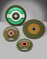 Grinding Wheels Aggressive with a Smooth Feel