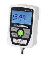 Digital Force Gauges offer capacities from 2-100 lb.