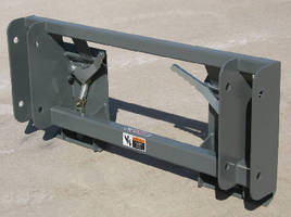 Skid Steer Adapter supports Massey Ferguson tractors/loaders.