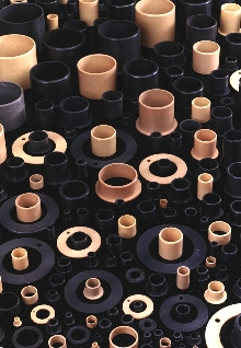 Polymer Bearings come in 1,000 varieties.