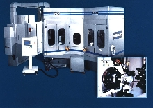 Machining Center is based on indexing dial design.
