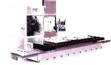 Horizontal Machining Centers allow user to choose travels.
