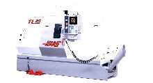 Dual-Spindle Turning Center reduces part handling.