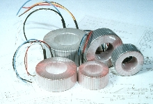 Toroidal Isolation Transformers work in medical equipment.