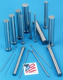 Core Pins are offered in 500 diameters.