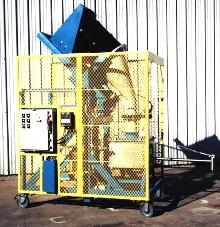 Drum Discharging System includes volumetric feeder.