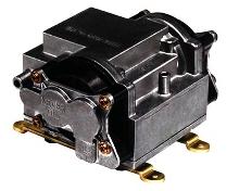 Dual-Diaphragm Pump exceeds low-noise requirements.