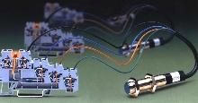 Sensor Terminal Block provides vibration-proof connection.