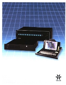 Network Control System offers active hot standy-by.