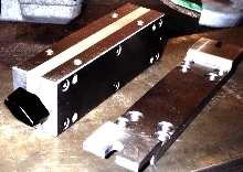 Magnetic Blocks have pull forces of 50 to 200 lbs.