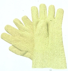 Kevlar(R) Gloves have low rate of electrical conductivity.