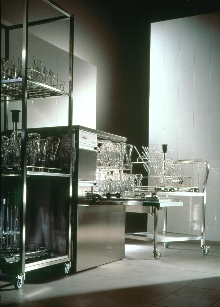 Laboratory Glassware Washers fit capacity needs.
