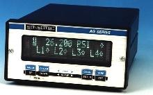 Pressure Transducer/Digital Readout has output of 0-5 V.