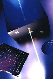 Industrial Laser provides 266 nm output.