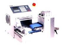 Cutting Machine handles stranded cables up to 3/0 AWG.