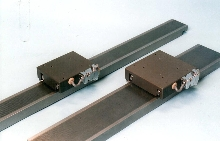 Linear Drive Actuators eliminate friction and backlash.