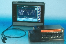 Operator Control Station offers touchscreen capability.