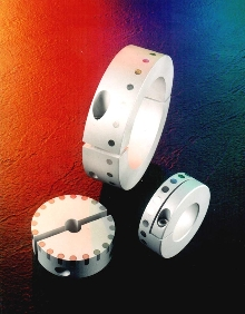Rotary Encoder Collar can be used to sense shaft speeds.