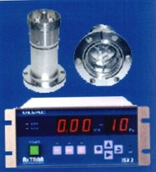 Vacuum Gauge can be baked to 300 deg C.