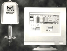Inventory Monitors include software interface.