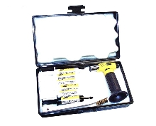 Solder Kit works for maintenance and repair.