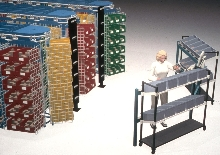 Workstation provides alternative to conveyor systems.